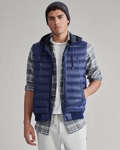 116709bb1bd1 Down Hooded Vest