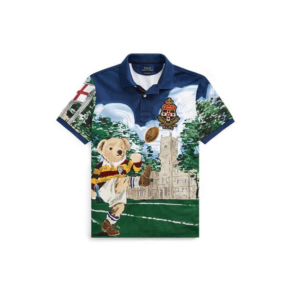 ralph lauren t shirt bear