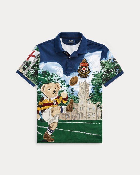 Kicker Bear Polo Shirt