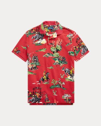 The Western Polo Shirt
