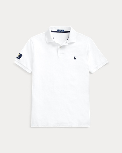 US Open Custom Slim Fit Polo