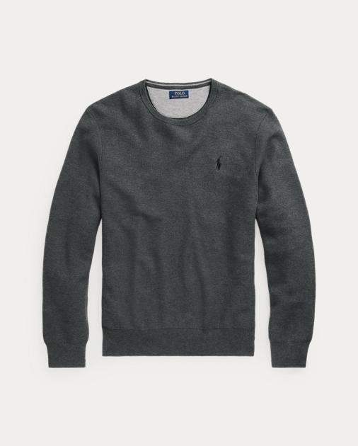 Polo Ralph Lauren Cotton Crewneck Sweater 2