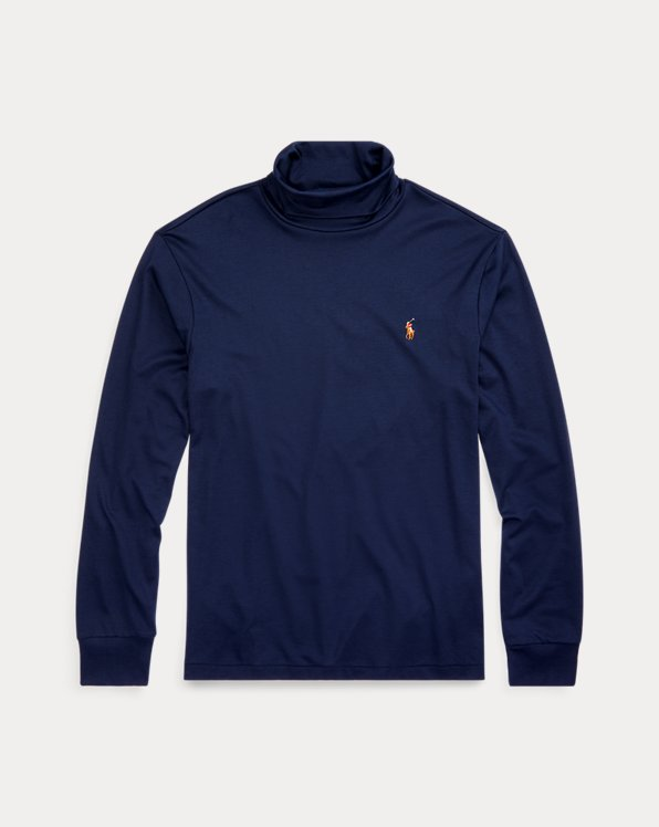 Soft Cotton Rollneck