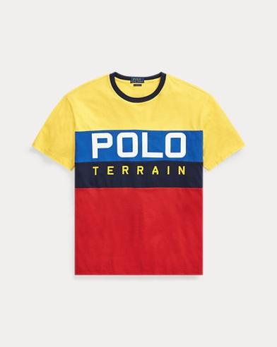 Classic Fit Polo Terrain Tee