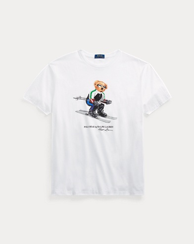 T-shirt classique Ski Bear
