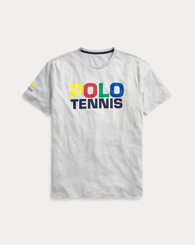US Open Cotton Graphic T-Shirt