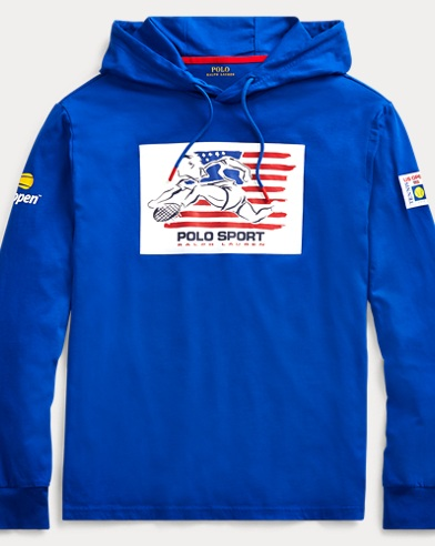 US Open Jersey Hooded T-Shirt