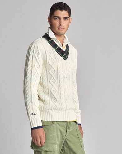 3fa656893b1 Men's Knitwear | Men's Jumpers & Cardigans | Ralph Lauren UK