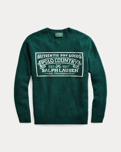 Polo Country Wool Sweater