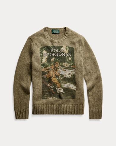 Sportsman Wool Sweater