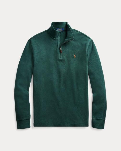 Polo Ralph Lauren Estate-Rib Half-Zip Pullover 2