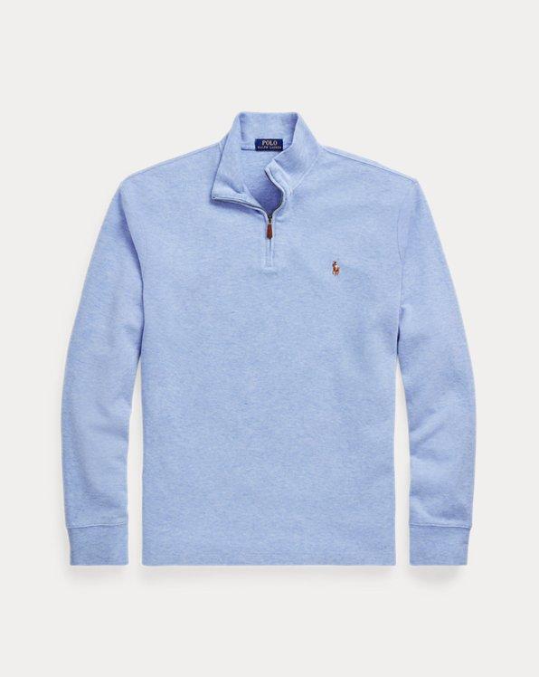 Estate-Rib Half-Zip Pullover