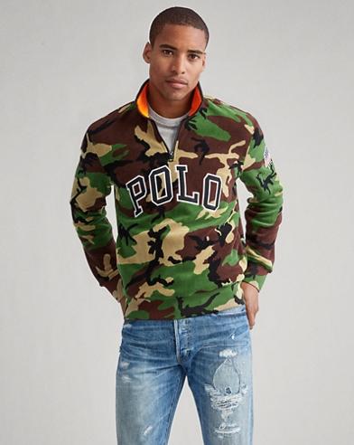 dc063c69c39c Men's Sweatshirts, Hoodies, Pullovers, & Fleeces | Ralph Lauren