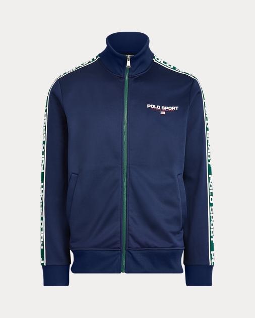 new style 5e3a3 23c90 Polo Sport Track Jacket
