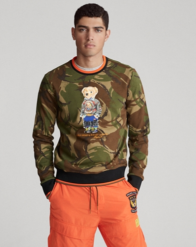 Sweat Polo Bear camouflage