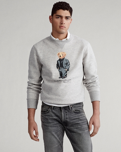 Sweat Polo Bear en molleton