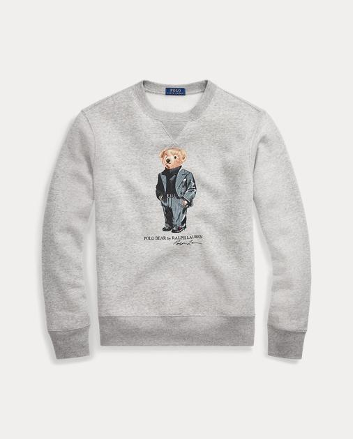 Exklusive Angebote letzte auswahl von 2019 beste website Suit Bear Fleece Sweatshirt