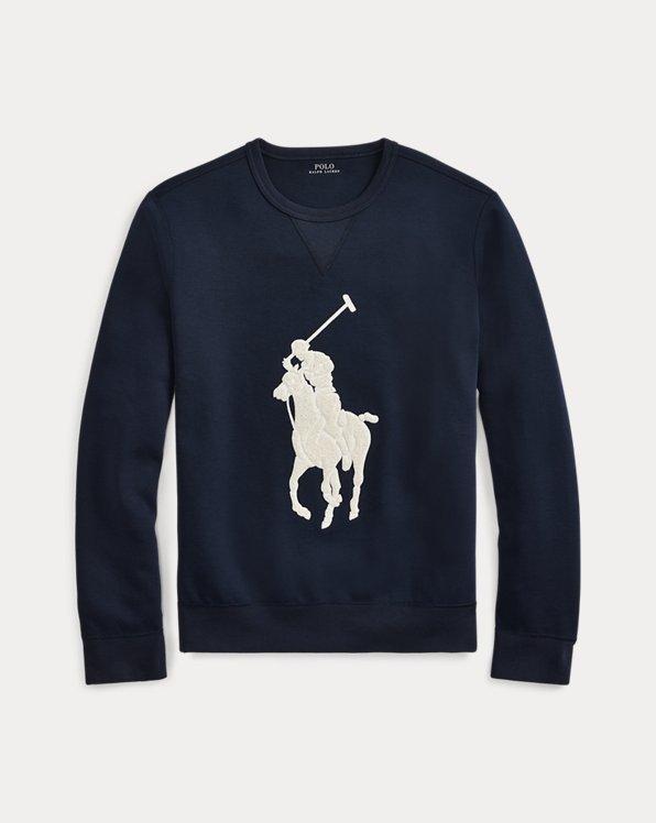 Big Pony Double-Knit Sweatshirt