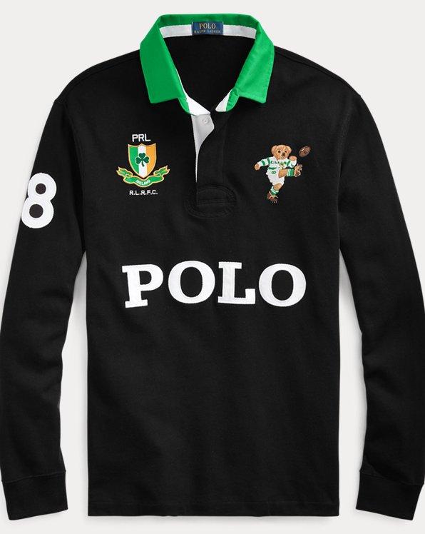 Chemise de rugby Irlande