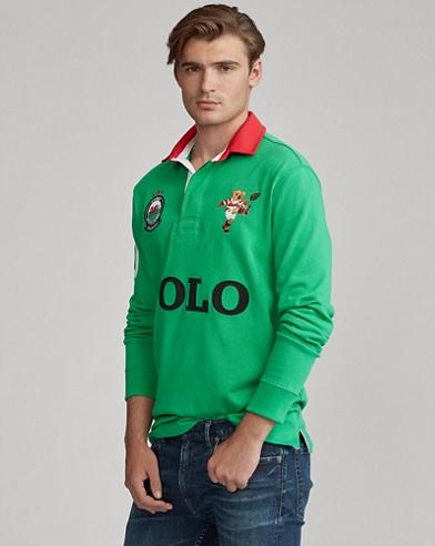 Das Rugbyhemd Wales