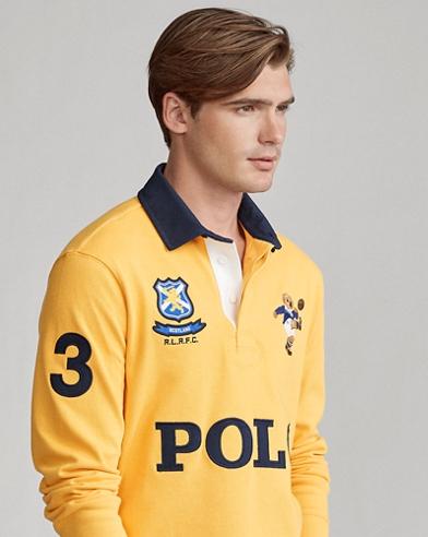 Chemise de rugby classique Écosse
