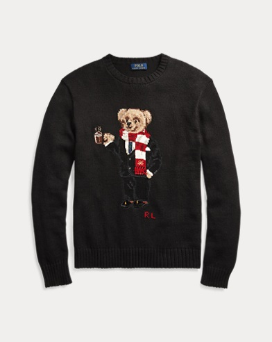 Cocoa Bear Jumper