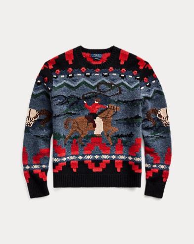 wholesale dealer 50691 ce1e3 Men's Sweaters, Cardigans, & Pullovers | Ralph Lauren