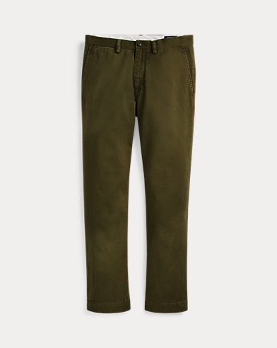 Classic Fit Cotton Chino Trouser