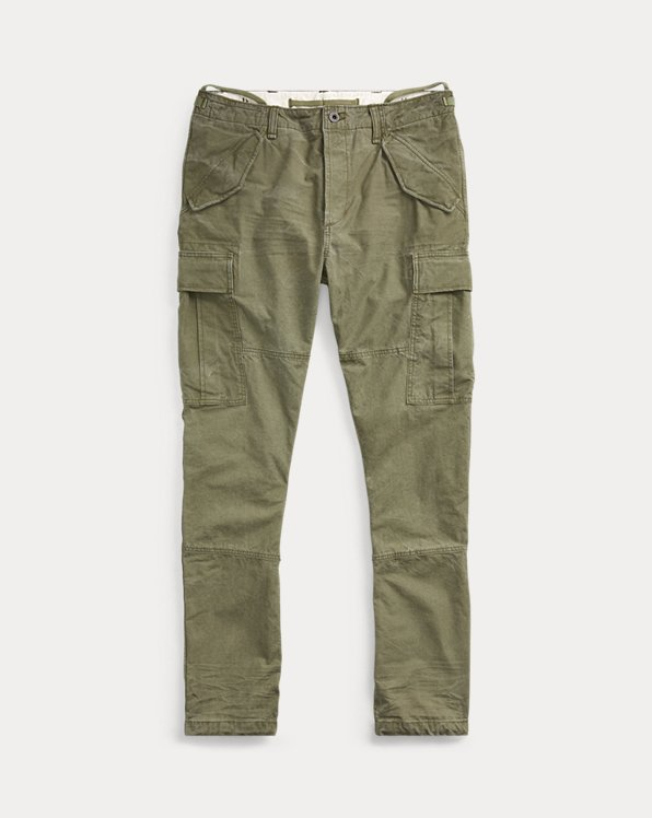Classic Tapered Fit Cargo Trouser