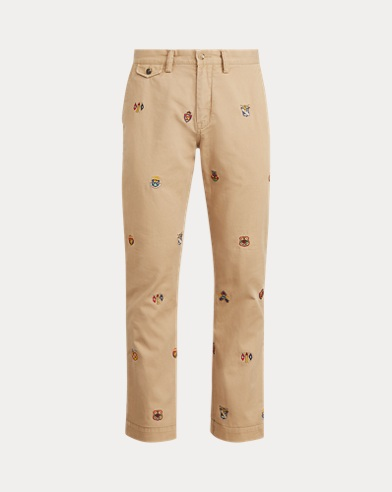 322fb2b6 Men's Pants, Chino Pants, & Khaki Pants | Ralph Lauren