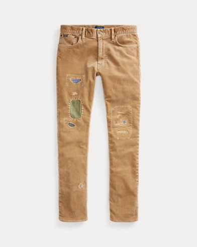 Pantalón Varick Slim Straight Fit