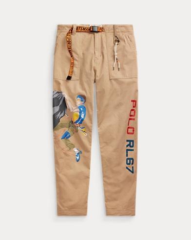 Pantalon chino d'escalade