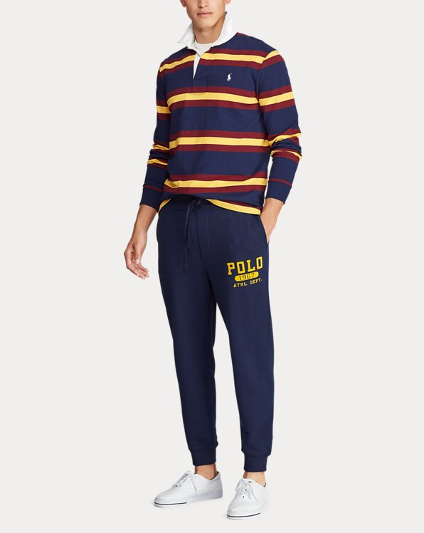 Fleece Graphic Jogger Pant