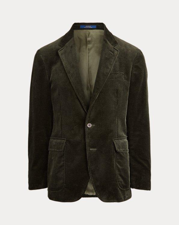 Polo Corduroy Suit Jacket