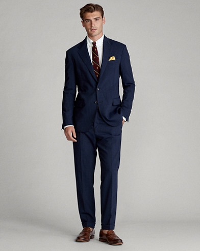 Polo Wool-Blend Suit Jacket