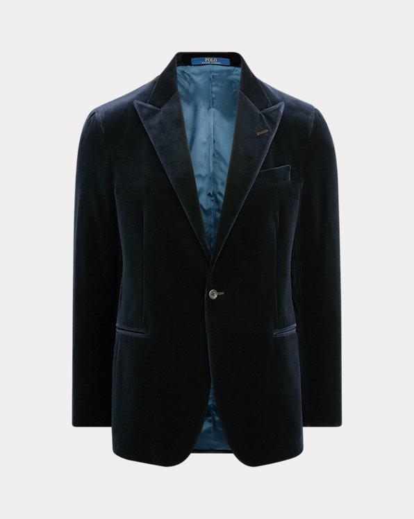 Polo Formal Velvet Jacket