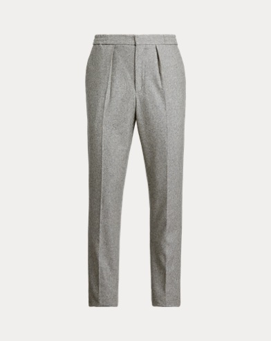 Polo Stretch Flannel Trouser