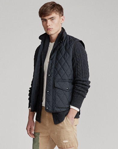 The Iconic Quilted Vest