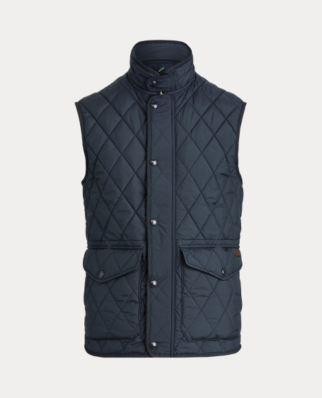 The Iconic Quilted Gilet