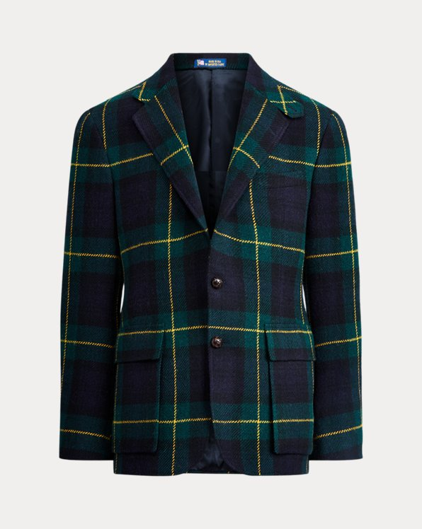 The RL67 Tartan Jacket