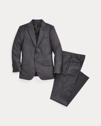 cbde923d Boys Designer Suits & Blazers | Tuxedos | Ages 6-14 | Ralph Lauren UK