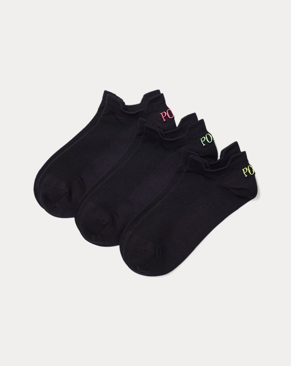 Double-Tab Sock 3-Pack