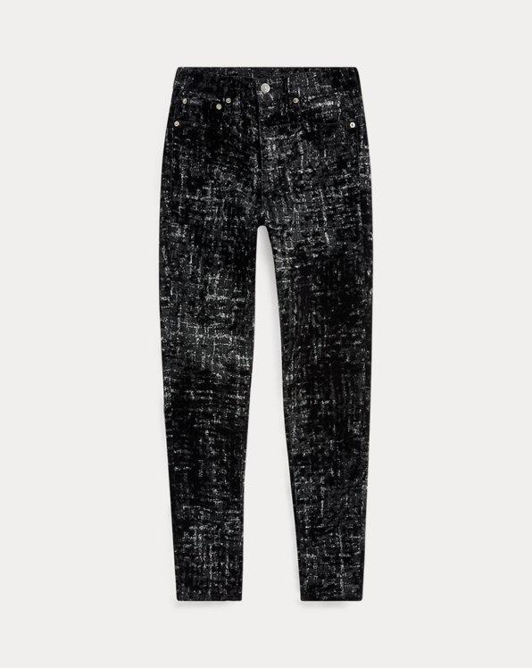 Skinny-Jeans Tompkins mit High-Rise
