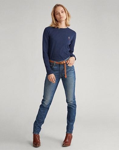 big sale 97249 e20d3 T-Shirts und Tops für Damen | Ralph Lauren