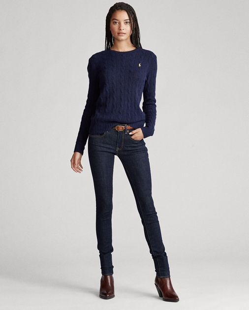 Polo Ralph Lauren Cable-Knit Wool-Blend Sweater 3