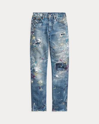huge selection of ac3a3 909e6 Women's Designer Jeans in Skinny & Straight Leg   Ralph Lauren