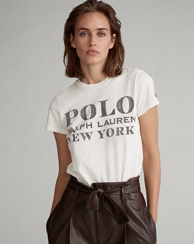 95191600f5a8 Women's T-shirts, Turtlenecks, Sweatshirts, & Hoodies | Ralph Lauren