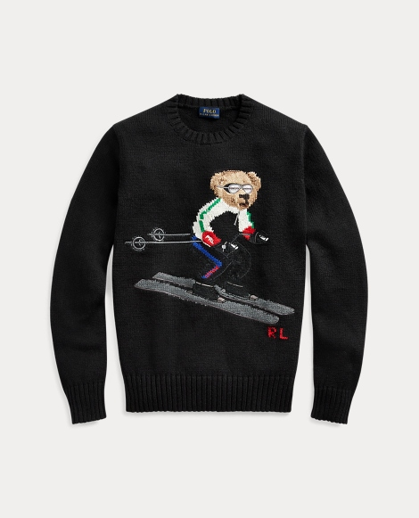 Polo Bear Crewneck Sweater
