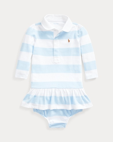 Jersey Rugby Dress & Bloomer