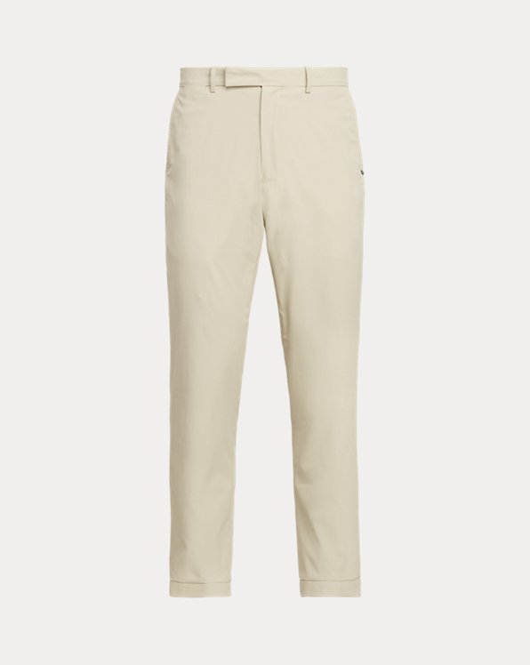Tailored Stretch Twill Pant